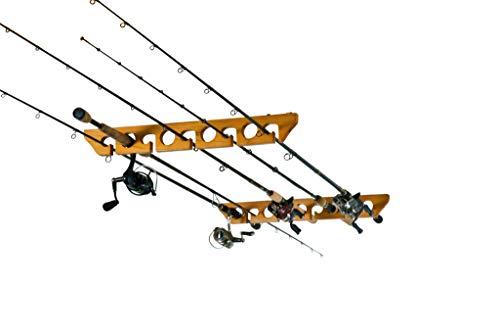 Ceiling Mount Fishing Rod Holders