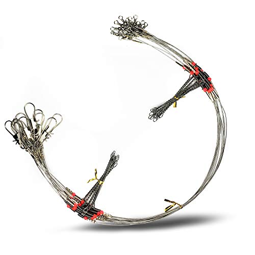Wire Fishing Leaders
