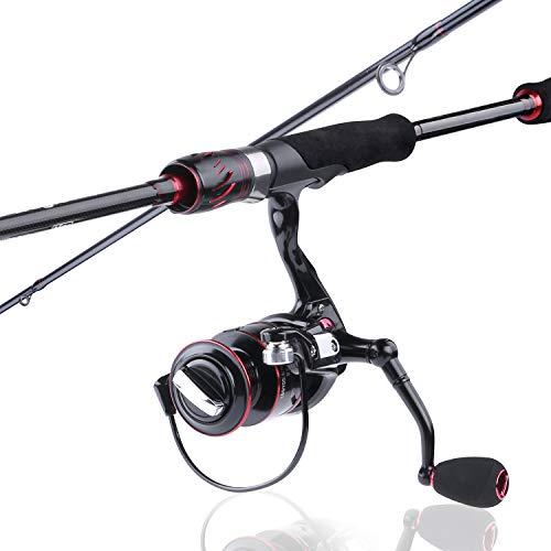 PLUSINNO Fishing Rod and Reel