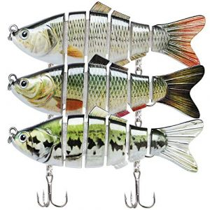 TRUSCEND Fishing Bass Lures