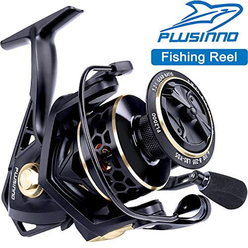 PLUSINNO Fishing Reel