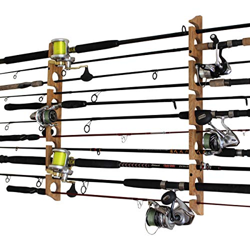 Ceiling Fishing Rod Racks