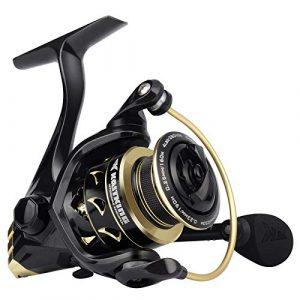 Open Face Fishing Reels