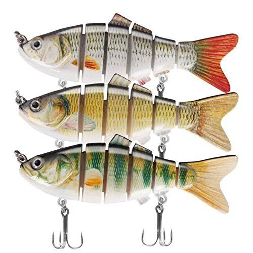 Swimbait Fishing Lures