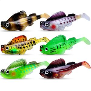Soft Fishing Lures