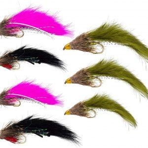 Assorted Dry Flies